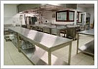 Food Preparation Area Flooring